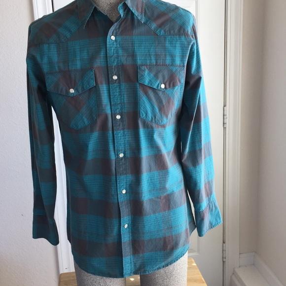 ecca49be7b 🔵Big Mac work wear men s casual shirt. M 5ba7ed1cf63eea732be1df8c
